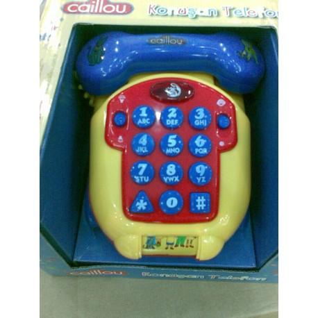 Caillou Konuşan Telefon