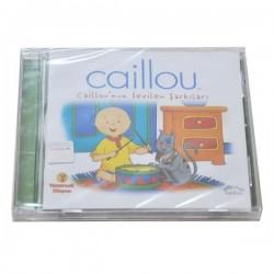Caillou Müzik Cd'si, ingilizce caillou şarkıları