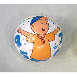 Caillou Plastik Top küçük, kayu plastik top