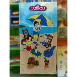 Caillou Plaj Havlusu, kayu havlu, kayyu plaj havlusu