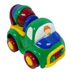 Caillou Mini Taşıtlar 3'lü Set
