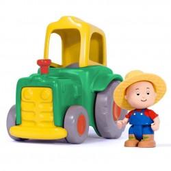 Caillou Kurmalı Traktör