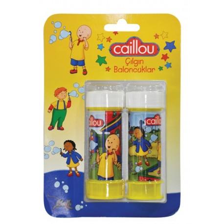 Caillou Çılgın Baloncuklar