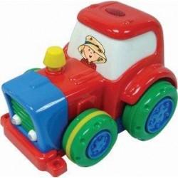 Caillou Kumandalı Traktör