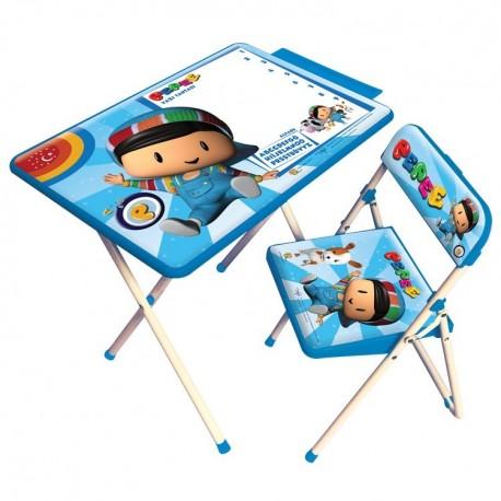 Pepee Çalışma Masası - Mavi