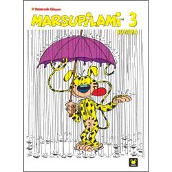 Marsupilami Boyama Kitabı 3
