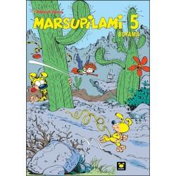 Marsupilami Boyama Kitabı 5