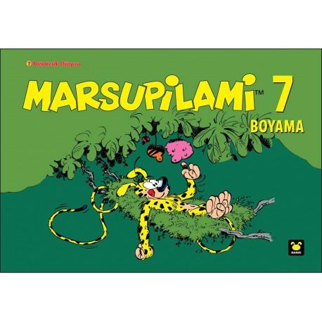 Marsupilami Boyama Kitabı 7