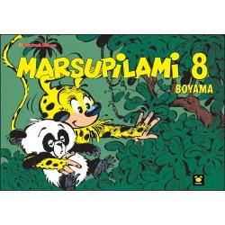 Marsupilami Boyama Kitabı 8