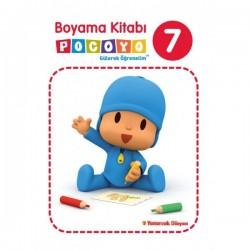 Pocoyo Boyama Kitabı 7
