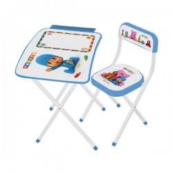 Pocoyo Çalışma Masası - Mavi