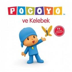 Pocoyo Hikaye Kitabı-1    Pocoyo ve Kelebek