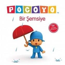 Pocoyo Hikaye Kitabı-2    Pocoyo Bir Şemsiye
