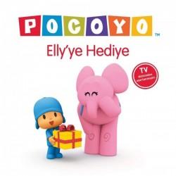 Pocoyo Hikaye Kitabı-3    Pocoyo Elly'ye Hediye
