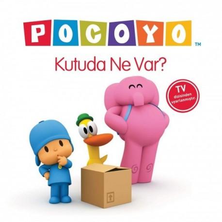 Pocoyo Hikaye Kitabı-5  Pocoyo Kutuda Ne Var?