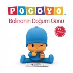 Pocoyo Hikaye Kitabı-6    Pocoyo Balinanın Doğum Günü