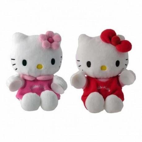 Hello Kitty Peluş Bebek 16 cm