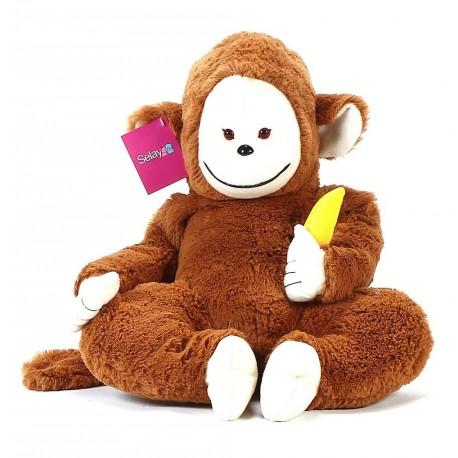 Peluş Maymun 45cm