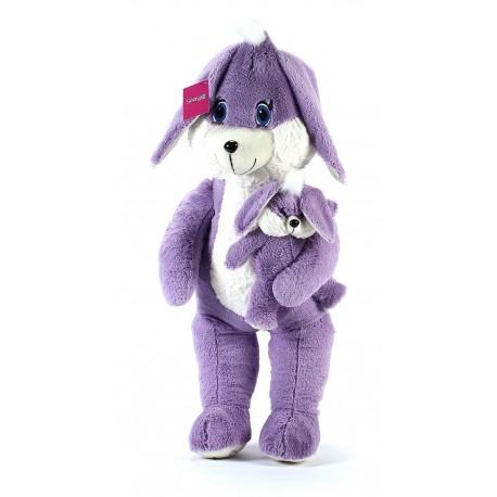 Yavrulu Tavşan 85cm